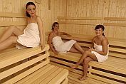 Resort hotel Balatonfured - Hotel Marina sauna - resort hotel