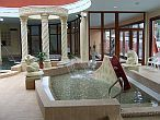 Wellness weekend in Matraszentimre, Hungary - wellness department of the renovated Hotel Narad Park