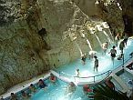 Cave bath in Miskolctapolca - pools in the cave - Kikelet Club Hotel