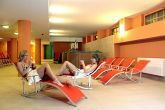 Wellness island of Hotel Harom Gunar - relaxation and wellness in the heart of Kecskemet