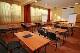 Conference room in Hotel Eben at low prices in Budapest with great parking and public transport opportunities