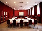 Conference and meeting room of Hotel Helios in Heviz