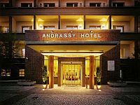 Hotel Andrassy Budapest - luxury hotel in Budapest, in the vicinity of Heroes' Square