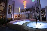Colosseum Hotel**** thermal pool for who's loves wellness in Morahalom