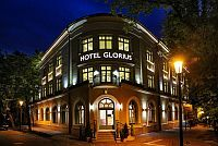 4* Grand Hotel Glorius with direct access to Hagymatikum Bath
