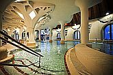 Grand Hotel Glorius with direct access to the Thermal Bath Hagymatikum