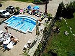 Discounted wellness hotel with half board in Gosztola