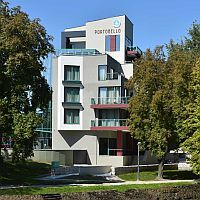 Excellent wellness hotel in Esztergom, Portobello Yacht Hotel